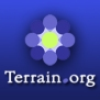 Terrain.org-White-Logo-on-Blue-Stacked-180x180